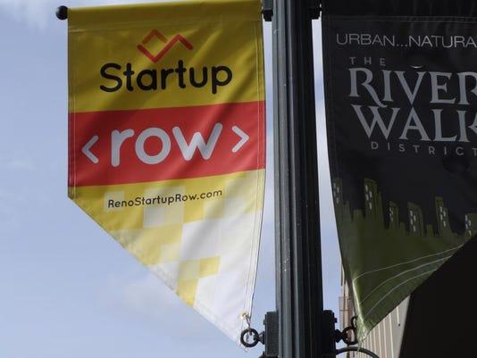 startup row