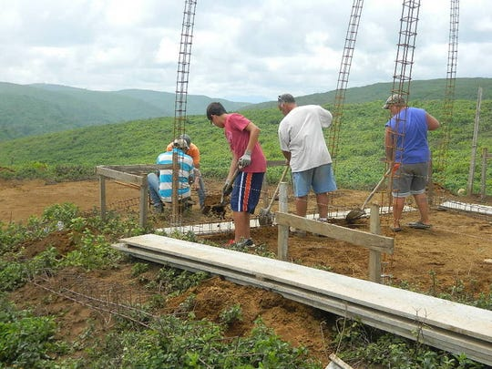 Rainbow Network takes a lot of mission teams to Nicaragua
