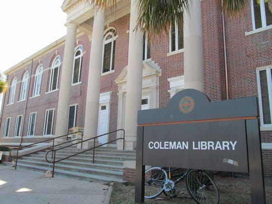 Coleman library.JPG