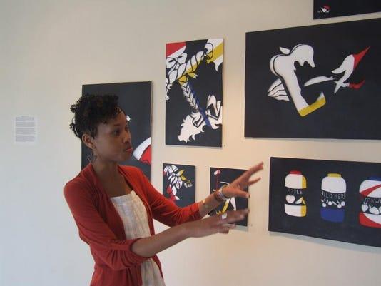 Aja and Candace Allen's Art.JPG