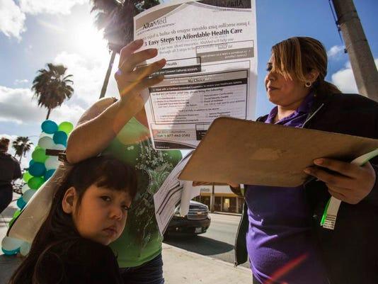 APTOPIX Health Overhaul California