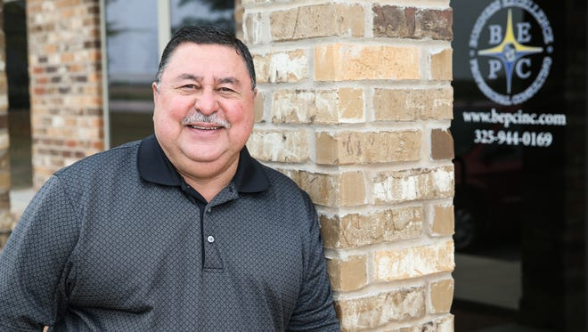 Oscar Cassilas is the owner of San Angelo based company, BEPC.
