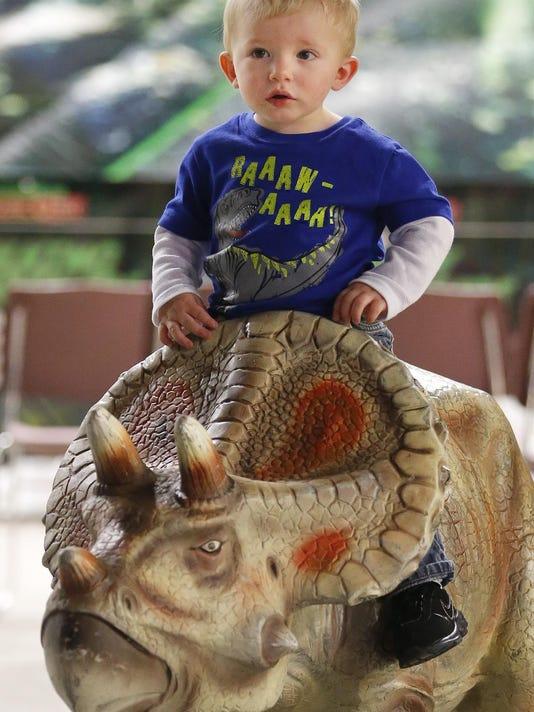 2 Dino Ride