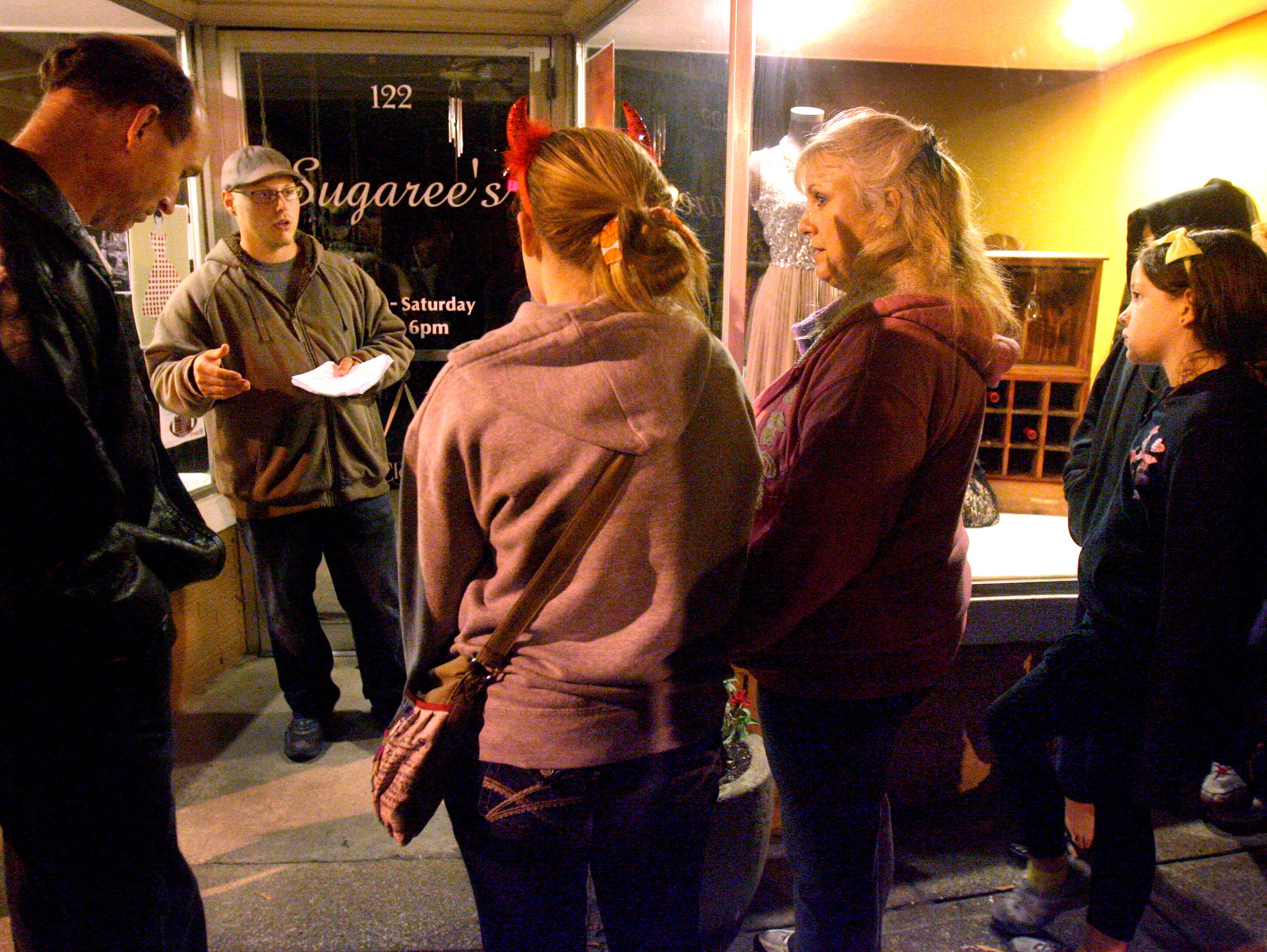 Learn about Haunted Murfreesboro on a ghost tour.