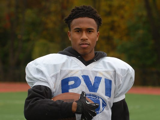 Lonnie Moore, Paul VI football