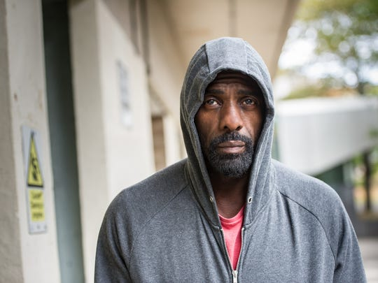 "Idris Elba in a scene from ""Five by Five"" directed by Kate Herron being screened at Palm Springs International ShortFest 2017."
