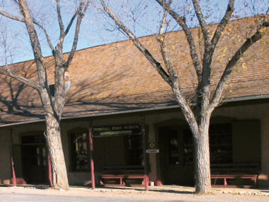 Tunstall Store at the Lincoln Historic Site.