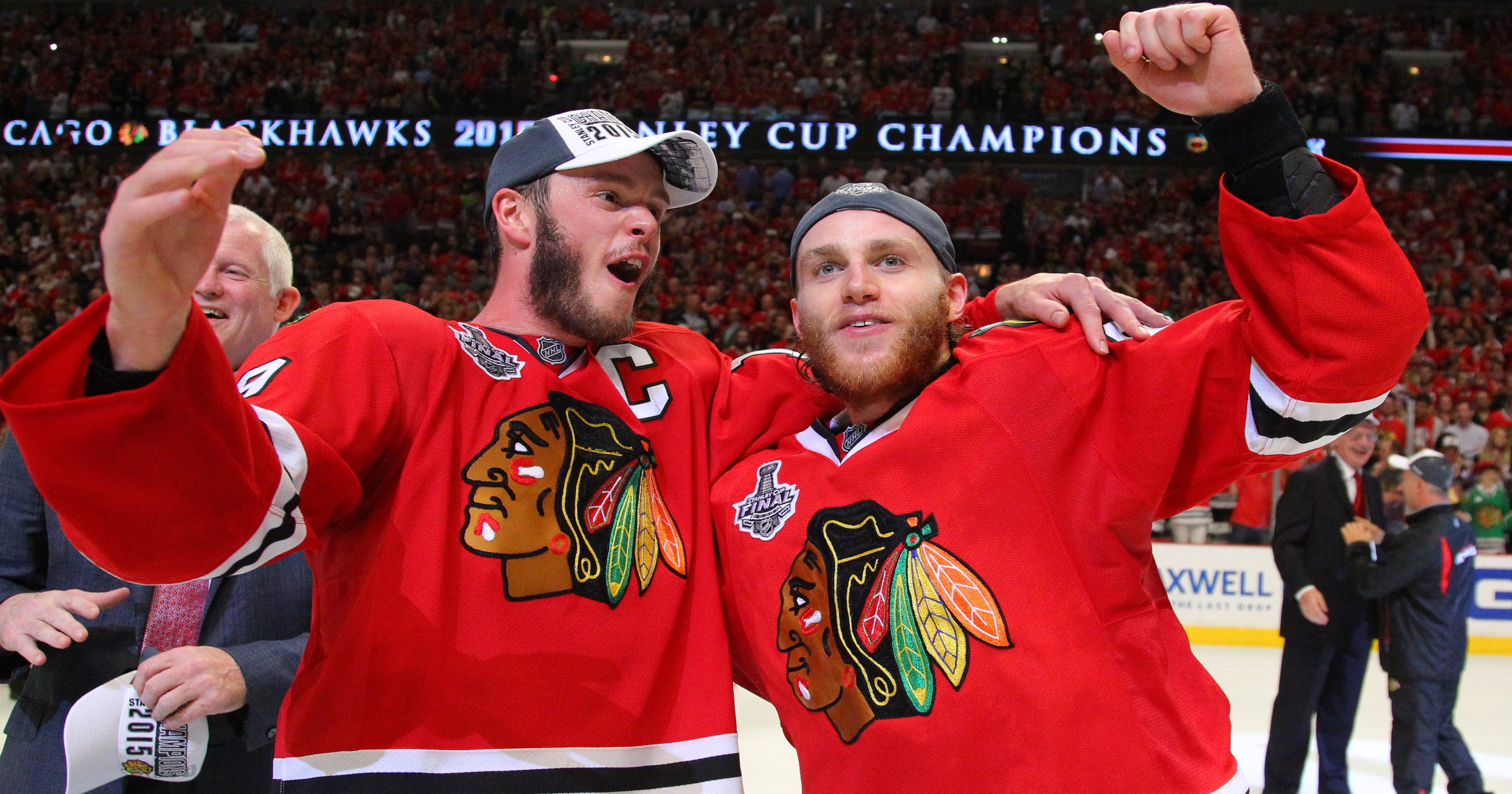 b427e1d30da These Blackhawks aren't just a dynasty, they're one of the best ...