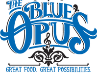 Get a Free appetizer at The Blue Opus