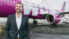 Q&A: WOW Air CEO says new city coming next week; discusses dropped Midwest cities