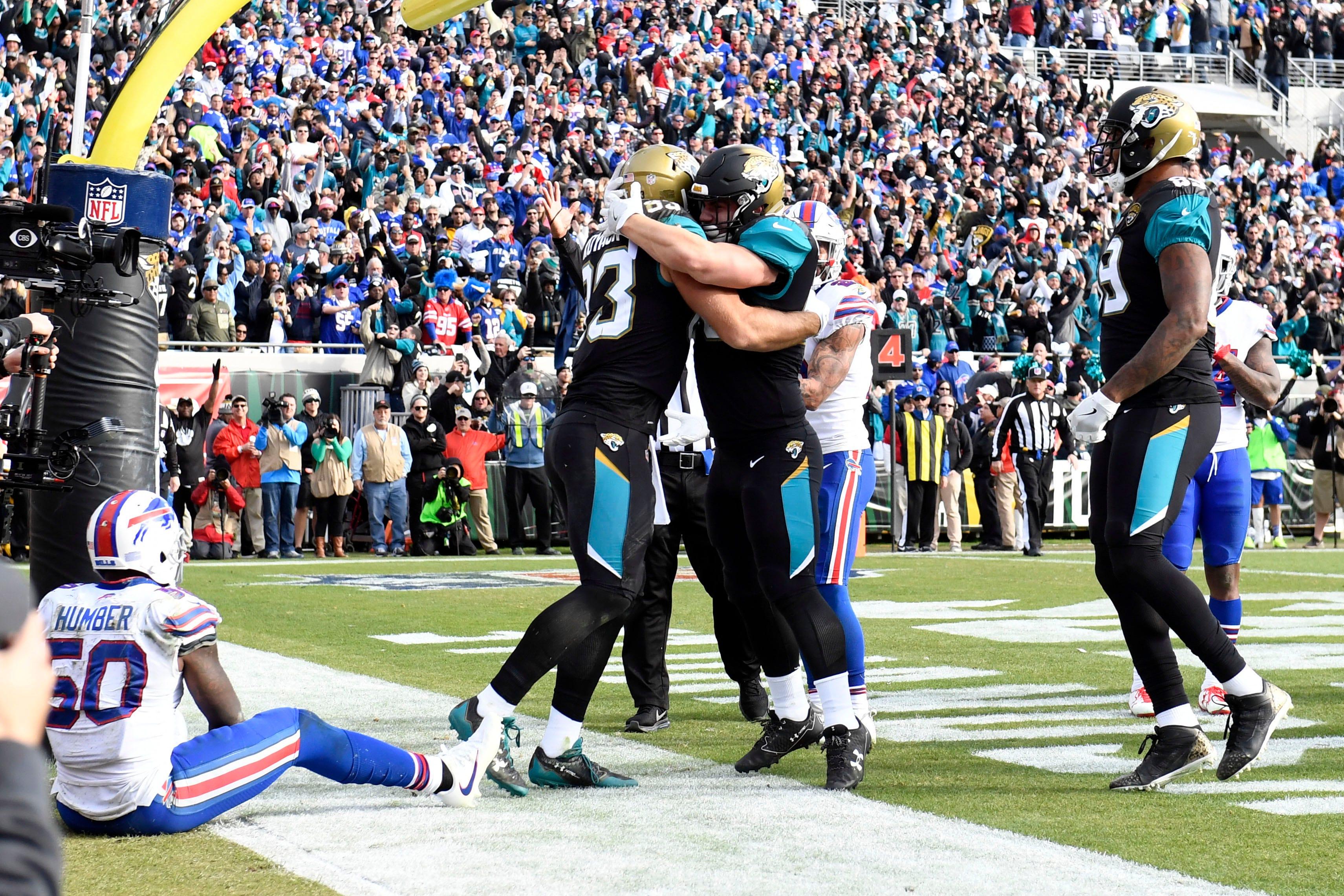 Good NFL: AFC Wild Card Buffalo Bills At Jacksonville Jaguars