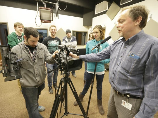 Northeast Wisconsin Technical College video production