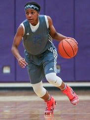 Ari Wiggins will be a freshman at Heritage Christian