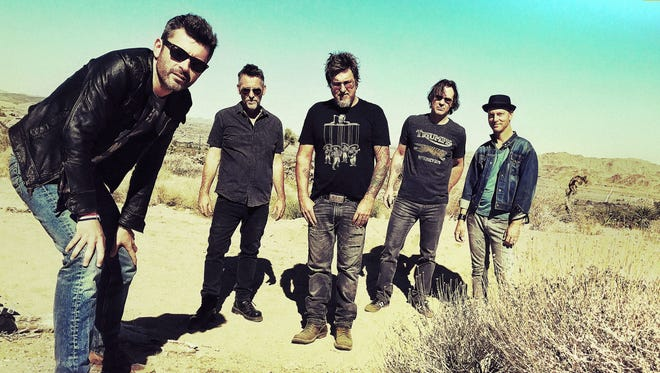 Alternative-rock band Dishwalla will perform at Speaking Rock Entertainment Center on Saturday.