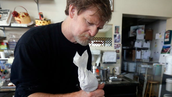 Jack Phillips' refusal to bake a cake for a gay couple's commitment ceremony several years ago has the Supreme Court tied in knots.