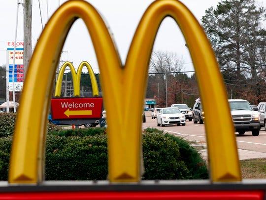 McDonald's 2018 Rank: 18th 2017 Rank: 17th Parent company: