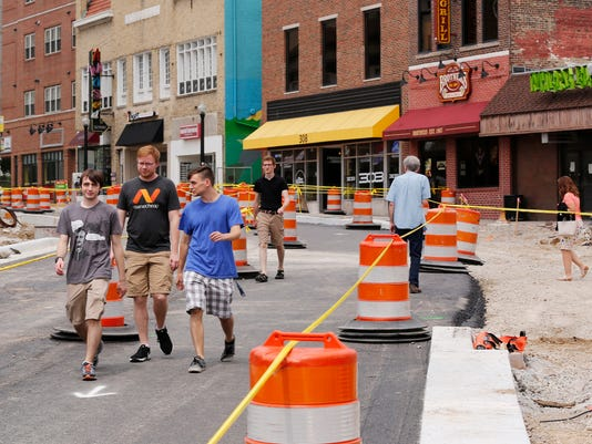 LAF Will State Street be ready for Purdue students?