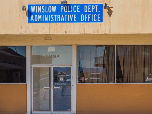 Winslow Police Department