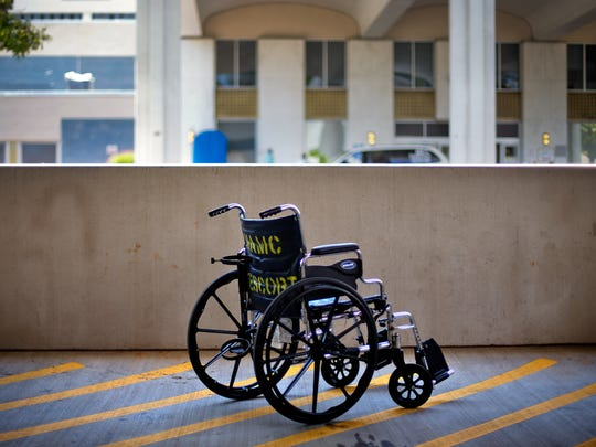 """""""We are a voting block that needs to be addressed,"""" said George Garcia, executive director atthe Southwest Institute for Families and Children,a nonprofit focused on empowering people with disabilities."""