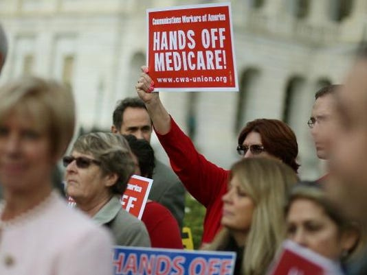 House Democrats Urge Preservation Of Social Security, Health Care Benefits