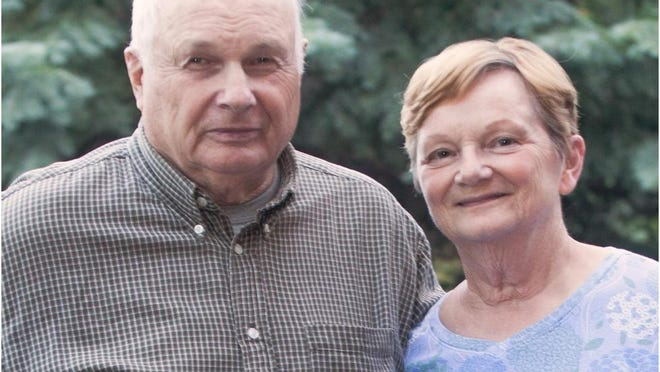 Larry and Connie Herbst celebrated 50 years.