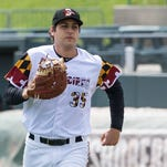 Shorebirds pound out 15 hits in 10-5 win in Hickory