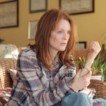 """Julianne Moore plays the title character in """"Still Alice,"""" a drama about a woman dealing with of early onset Alzheimer's disease"""