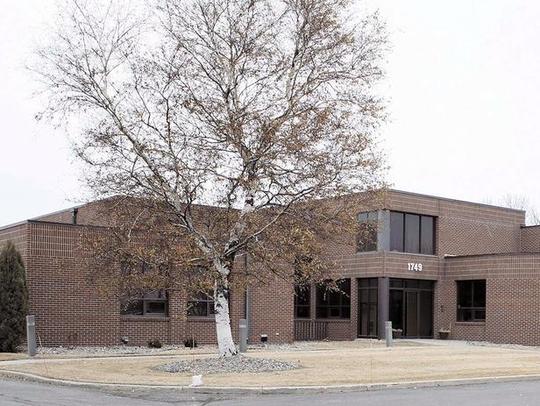 The Sanford Health Plan Fargo office