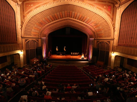An in-depth behind the scenes look at the Elsinore Theatre and its history, 3 to 4 p.m. Sunday, Dec. 30.