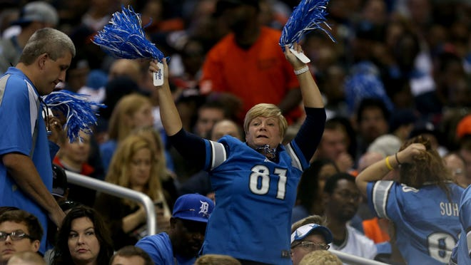 Detroit Lions fans are not only rabid, but courteous and respectful, a New Orleans Saints fan says.