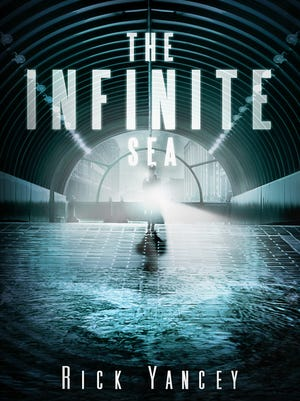 "Rick Yancey continues his young-adult alien-invasion series ""The 5th Wave"" with the second book, ""The Infinite Sea"" (out Sept. 16)."