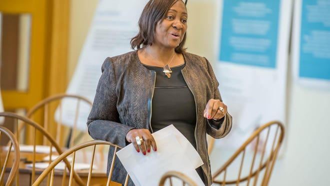W. K. Kellogg Foundation CEO La June Montgomery Tabron in 2016.