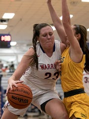 Mackenzie Blazek will play collegiately at the University