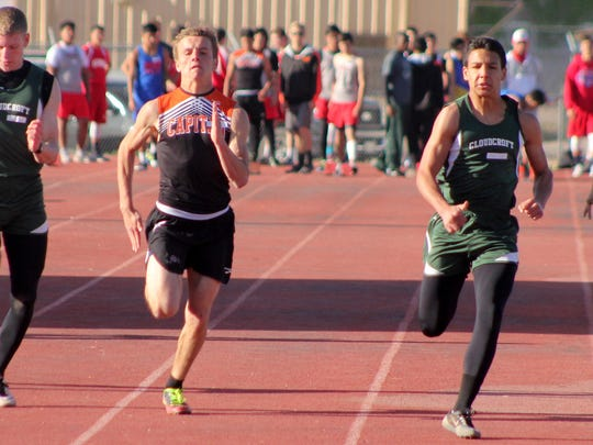 The Cloudcroft boys finished fifth at the Tularosa Rose Relays while the girls took sixth Friday afternoon at Bob Cerny Stadium.