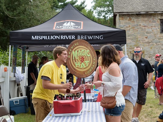 The Historic Odessa Brewfest will host more than 50 breweries.