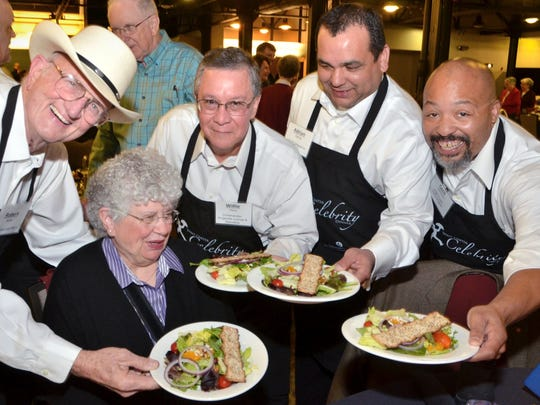 The Spirit Center Celebrity Dinner will return for its fifth annual event at 6 p.m. Friday, Jan. 20 at the Congressman Solomon Ortiz International Center, 402 Harbor Drive.