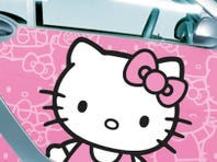 Celebrating 40 years of Hello Kitty
