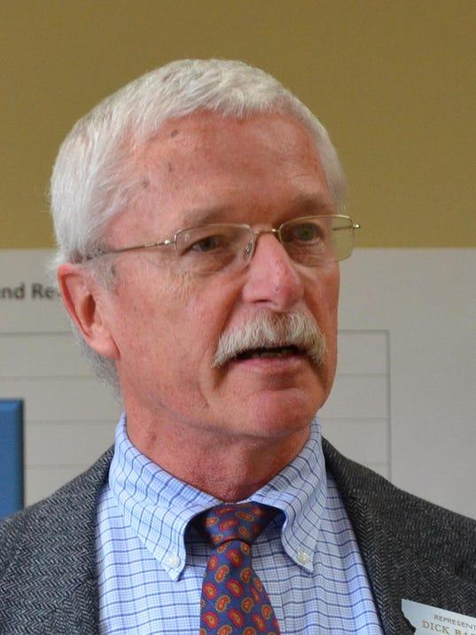 Sen. Dick Barrett