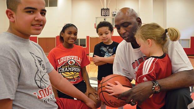 Robbie Valentine's Summer Basketball Camp
