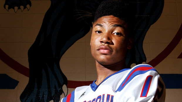 Pascagoula wide receiver Jaylen Smith committed to Louisville on Thursday.