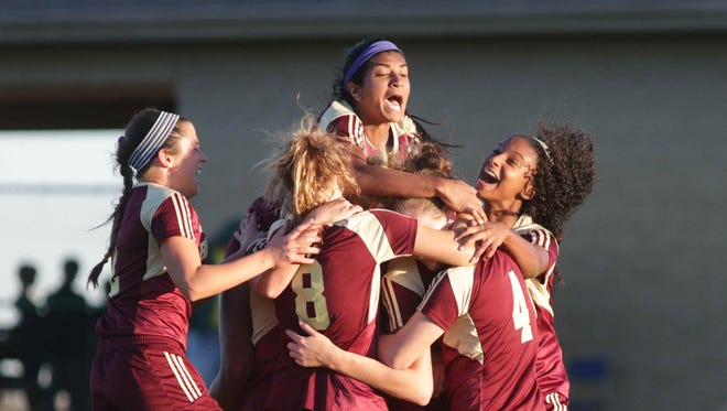 Brebeuf girls soccer advances to first state title game in program history