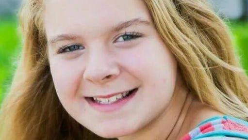Emma Grace Findley died after suffering a seizure shortly after returning from a trip to Paris.