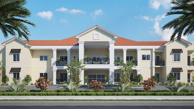 The Pineapple House at Sapphire Lakes is a new senior living community in East Naples.