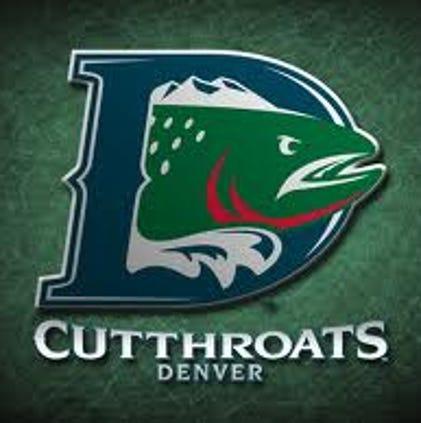 The Denver Cutthroats logo