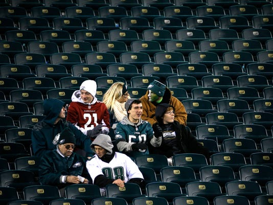 Arizona Cardinals vs. Philadelphia Eagles