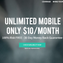 Unreal Mobile's pitch: $10 monthly for unlimited wireless service
