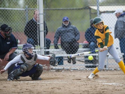 CMR v Butte Softball