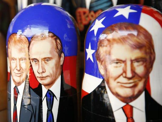 EPA RUSSIA USA MATRYOSHKA DOLLS HUM CURIOSITIES RUS