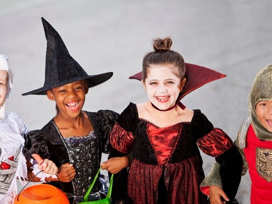 family friendly events this halloween weekend