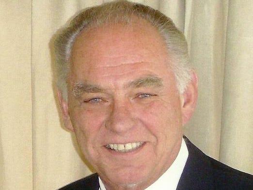 Hamilton County Councilman Jim Belden